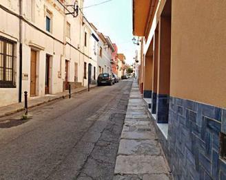 La reforma del carrer Girona de Sant Feliu de Guíxols, prevista per a la pròxima tardor