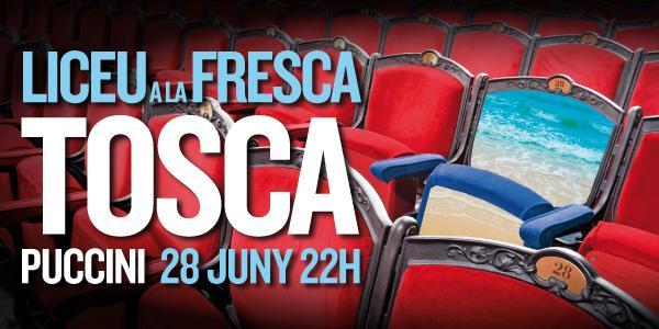 El divendres 28 de juny, el Liceu a la Fresca torna a Sant Feliu de Guíxols