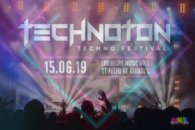 1è Festival de música Technoton a la Costa Brava