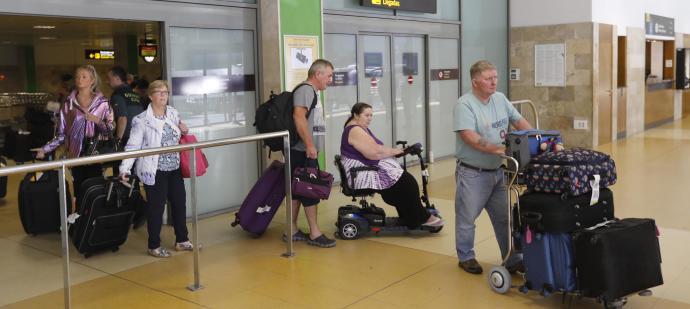 L'aeroport de Girona segueix perdent viatgers