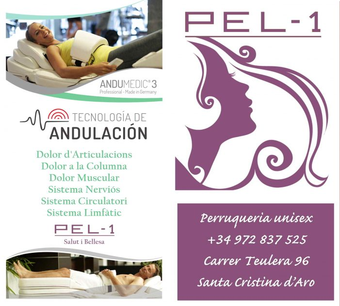 Perruqueria PEL-1, Nou servei per la salut amb la tecnologia d'Ondulació
