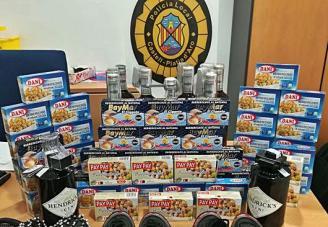 Platja d'Aro: Enxampen un grup organitzat especialitzat a cometre furts en supermercats