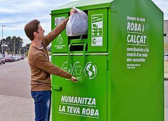 Recullen 68 tones de roba en sis mesos al Baix Empordà