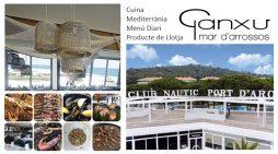 Restaurant Ganxu, mar d'arrossos