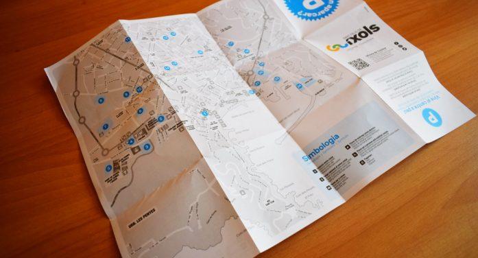 L'Ajuntament ha posat a disposició de la ciutadania i dels visitants uns mapes amb informació de l'ubicació de 2.000 places d'aparcament a Sant Feliu
