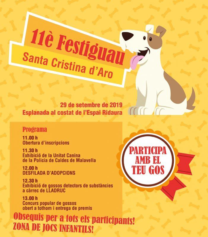 XIª Edició del Festiguau 2019 a Santa Cristina d'Aro