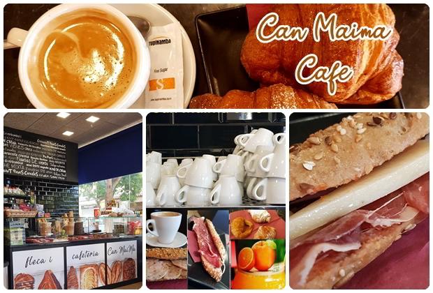 Cafeteria Can Maima. Quedem per un cafè ?