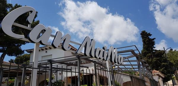 Restaurant Can Maima!  Nous plats, nou menú i nova carta.