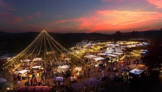 La Santa Market de Santa Cristina bat rècord amb 150.000 assistents