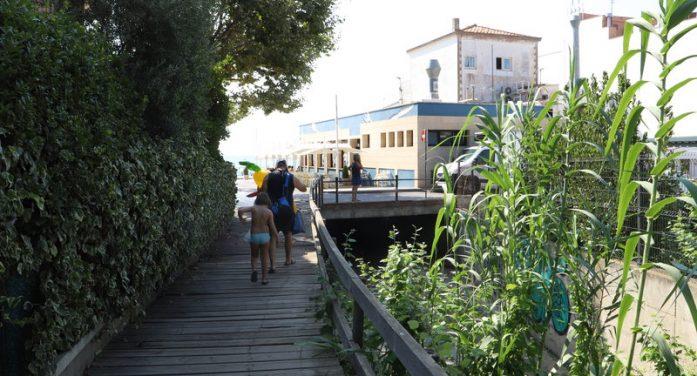 La canalització de la riera a Sant Pol beneficiarà s'Agaró