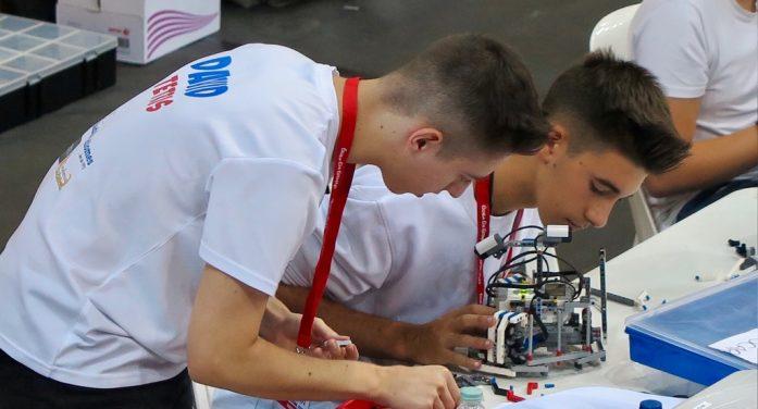 Capital internacional de la robòtica educativa