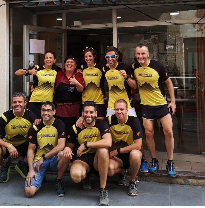 Dos equips del Montclar participen a l'Oncotrail amb més de 2000 corredors