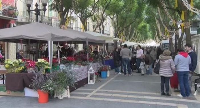 Sant Feliu celebra la Fira de Nadal amb més de 30 activitats