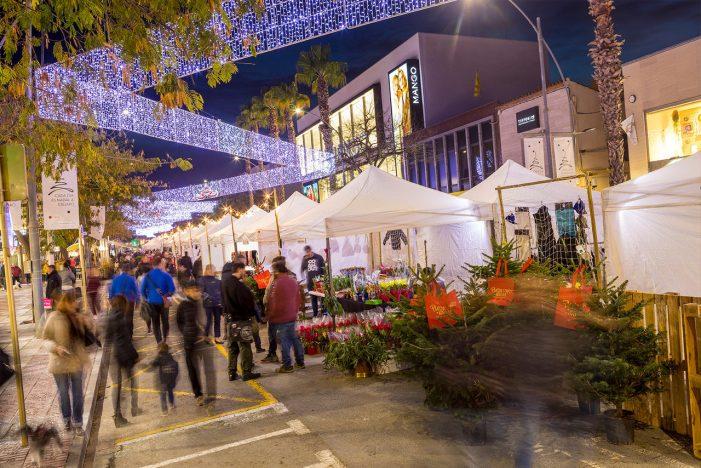 Platja d'Aro celebra de nou Nadal Shopping el cap de setmana