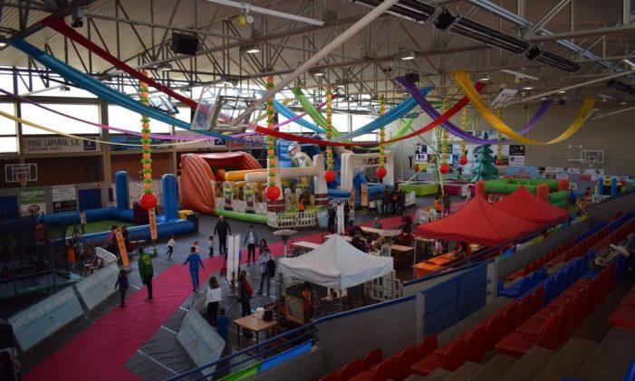 Torna el Ganxoparc, una setmana d'activitats per als més petits a La Corxera