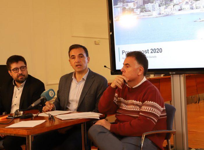 Comptes de 29,86 milions a Sant Feliu, pensant el futur