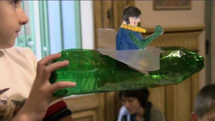 20 anys del taller de fanalets del Museu d'Història de la Joguina de Sant Feliu