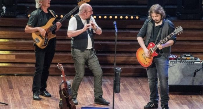 Joe Bonamassa i Jethro Trull a Sant Feliu de la mà del Guitar BCN