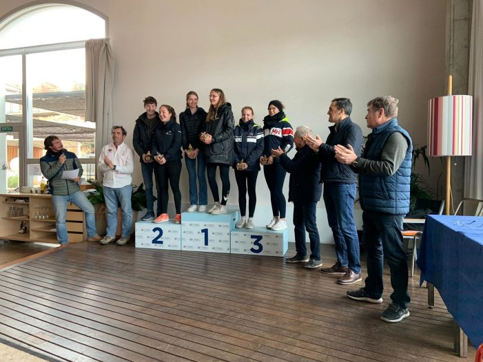 Marc Arrufat en Europa i Miquel Baena i Luca Vázquez en 420 guanyen una V Guíxols Cup marcada per la meteorologia