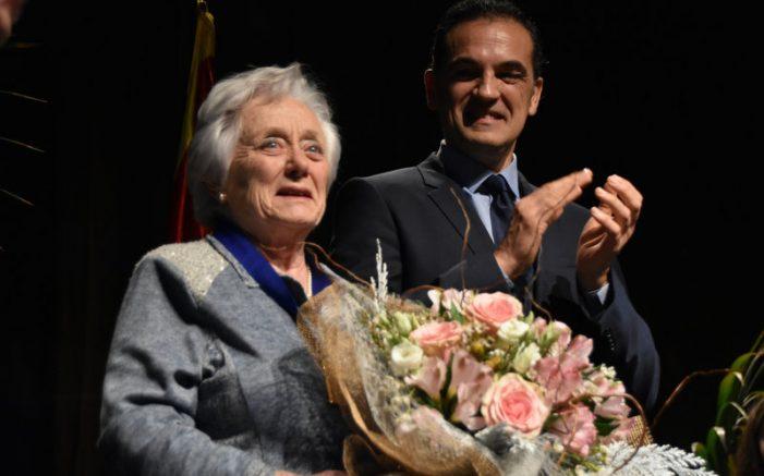 Medalla de la Ciutat a Roser Descayre i Ricard Pelló pel teatre amateur ganxó