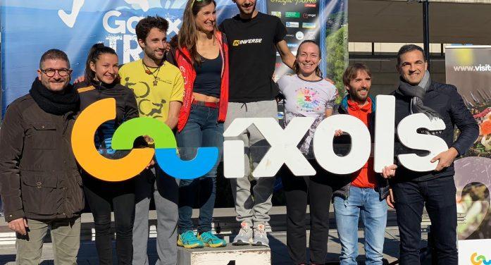 600 corredors participen en la segona edició de la Ganxotrail