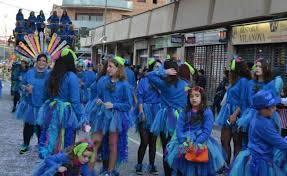 5 propostes al concurs cartell Carnaval