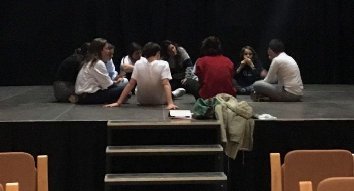 Estrena de l'Escola de Teatre