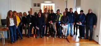 L'Ajuntament de Sant Feliu contracta quinze persones en situació d'atur