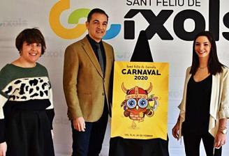 La rua de Carnaval de Sant Feliu de Guíxols es farà el 21 de febrer