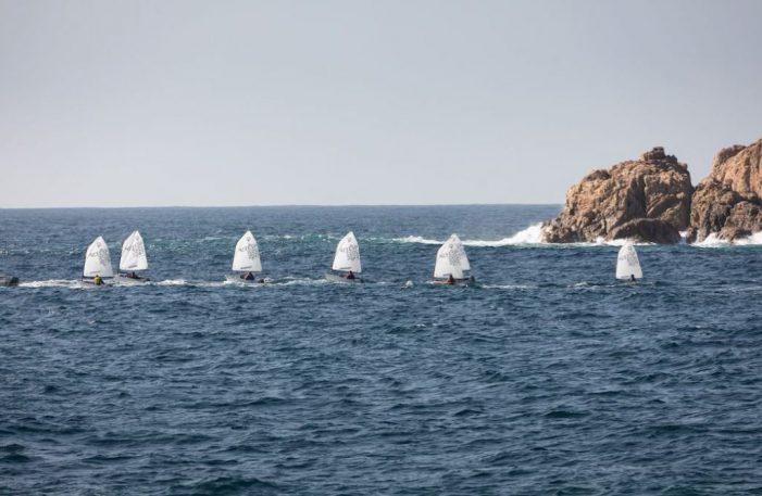 Compte enrere per a la V Guíxols Cup de vela, organitzada pel Club Nàutic Sant Feliu