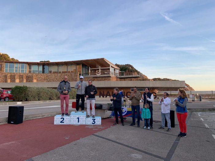 Giulio Zunino en 4.7, Virginia Guillermo en Radial i Jose Maria Van der Ploeg en Standard s'imposen en Lasers a la V Guíxols Cup