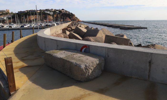 Activen la reparació dels ports palamosí i guixolenc