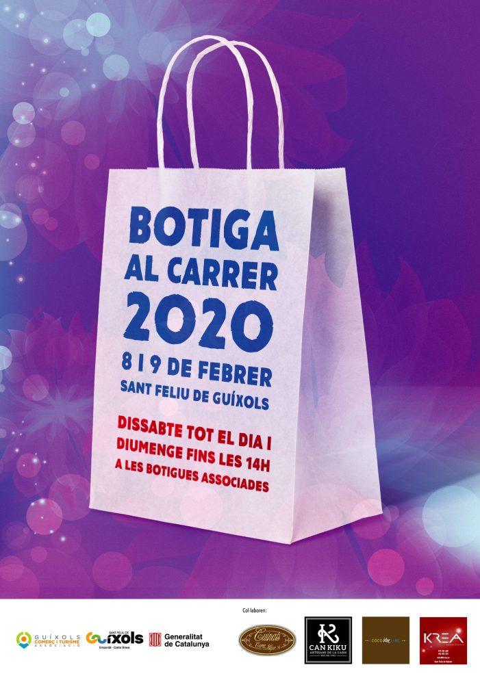 Nova edició de la Botiga al Carrer aquest cap de setmana a Sant Feliu de Guíxols