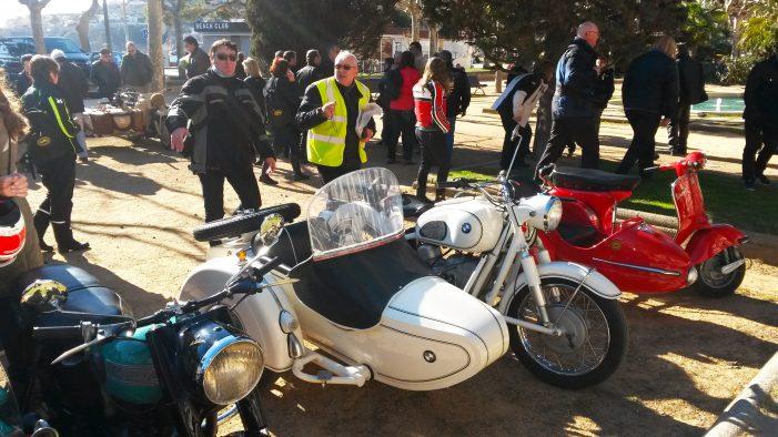 Trobada de motos històriques aquest diumenge a Sant Feliu de Guíxols