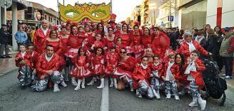 Sant Feliu de Guíxols Més de 4.000 persones desfilen a la rua de Carnaval