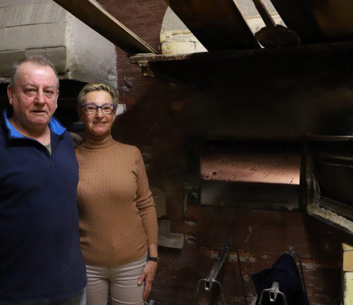 Can Crisant apaga el forn a Sant Feliu