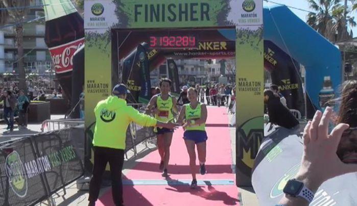La Marató de les Vies Verdes reuneix 1.500 corredors