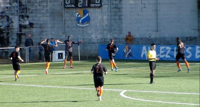 Campionat Segona Catalana – Grup I C.D. BESCANÓ, 2 – A.D. GUÍXOLS, 1