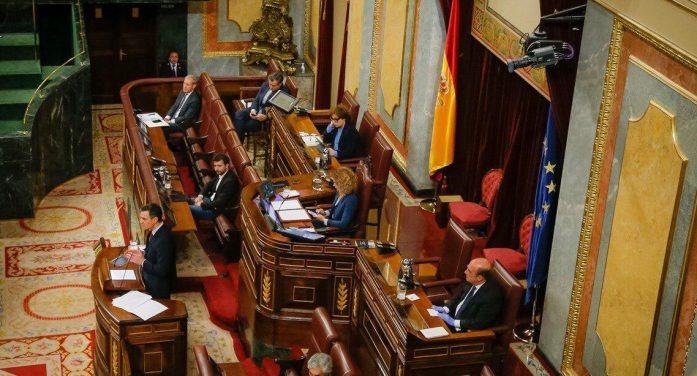 El Congrés dels Diputats autoritza la pròrroga de l'estat d'alarma