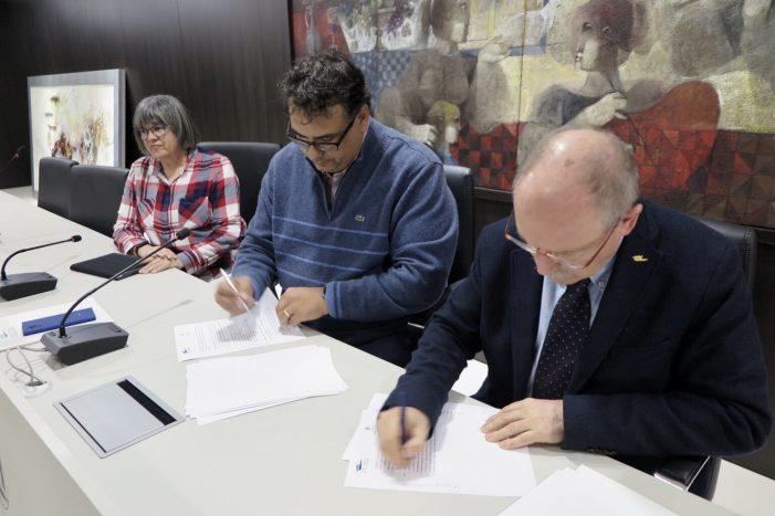 Acord pioner a Castell-Platja d'Aro per a una microgestió dels reptes en habitatge