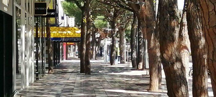 Platja d'Aro: la ciutat que no dorm mai, ara ronca