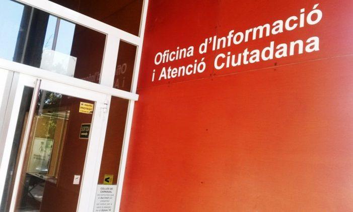 L'OIAC obre les portes a partir de dilluns amb cita prèvia. En parla el Primer Tinent d'Alcalde, Josep M. Muñoz