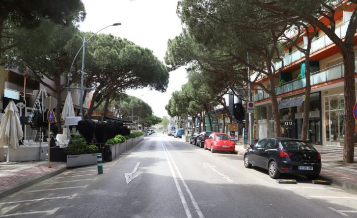 Platja d'Aro i Girona engeguen accions per reactivar el comerç local