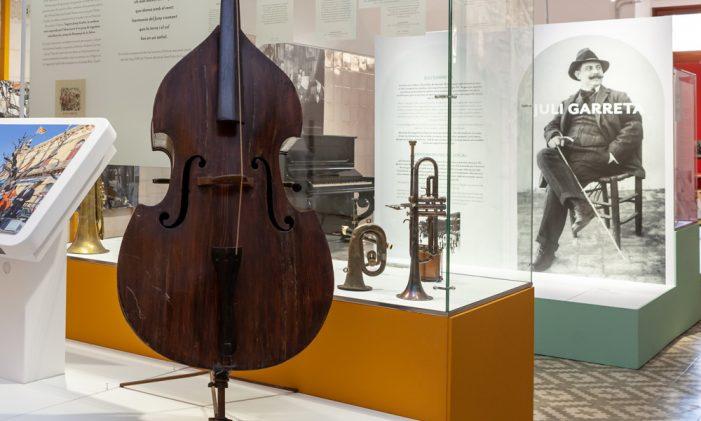 El Museu d'Història obre portes amb una exposició sobre Juli Garreta