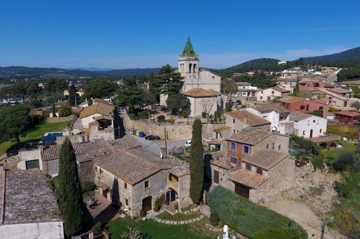 Santa Cristina signa un conveni amb el Consell Comarcal