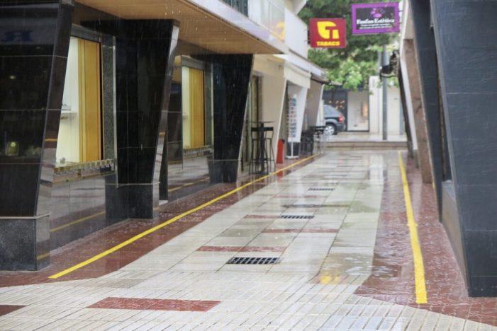 Platja d'Aro, preocupació entre una part dels establiments de les galeries comercials per les limitacions d'ocupació a la via