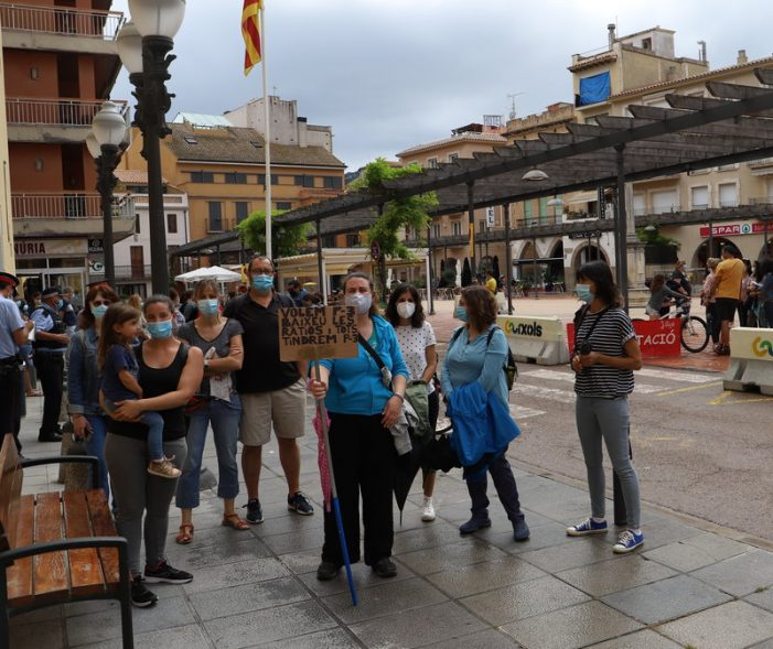 Per Educació, deixar nou grups de P3 a Sant Feliu seria malversar