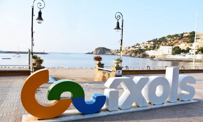 Les platges de Sant Feliu i Sant Pol obtenen la bandera blava i el camí de ronda, el distintiu de Senderos Azules