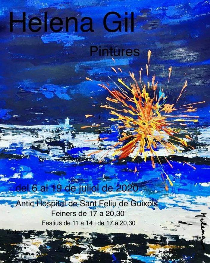 Dilluns 6 de juliol comencen les exposicions d'artistes locals a la Capella de l'Antic Hospital
