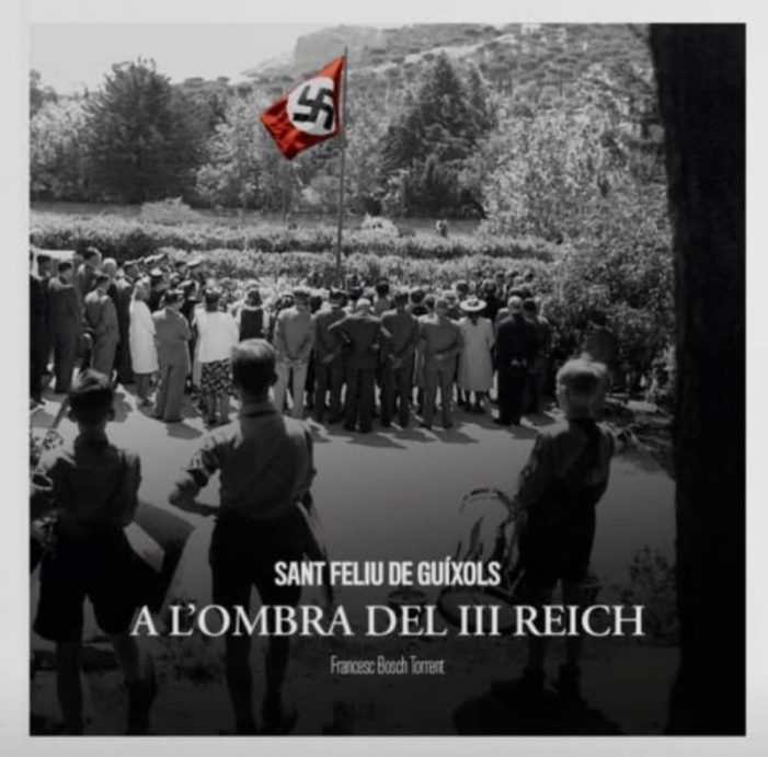 'Ricardo', el nazi de Sant Feliu